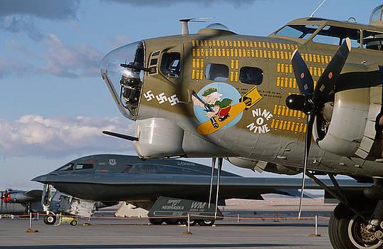 John Clark - Generations B-17 and B-2