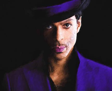 Genius in Purple by John Farr
