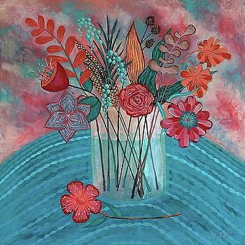 Gentle Blooms by Lisa Frances Judd