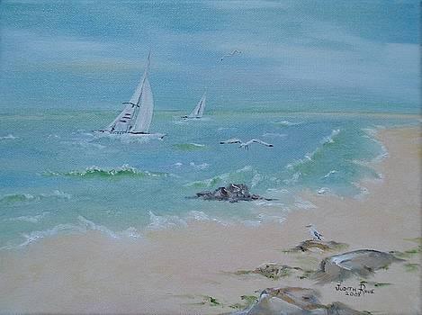 Gentle Breeze by Judith Rhue