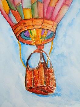 Gentle Flight by Elaine Duras