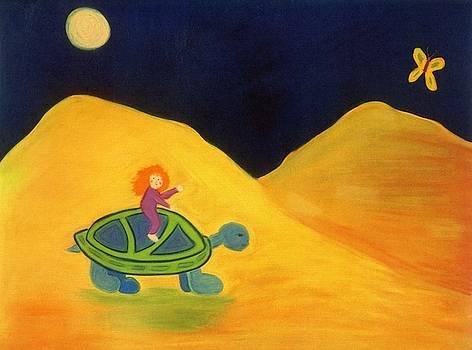 Gentle Passage by Christine Crosby