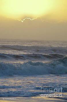 Gentle sunrise by Tannis Baldwin