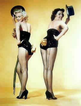 Gentlemen Prefer Blondes by R Muirhead Art