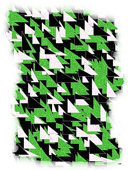 Geometric Abstract 9 by Will Borden