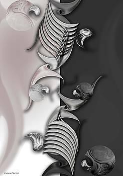 Geometric Approach by Carmen Fine Art