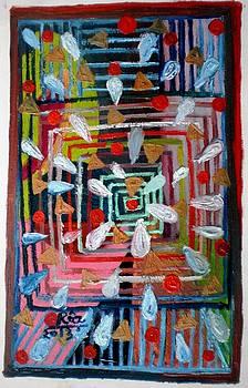 Rizwana Mundewadi - Geometric Happiness
