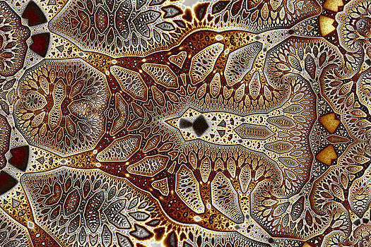 Geometric Patterns No. 45 by Mark Eggleston