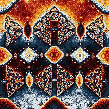 Geometric Patterns No. 56 by Mark Eggleston