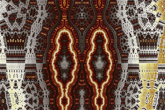 Geometric Patterns No. 57 by Mark Eggleston