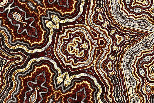 Geometric Patterns No. 58 by Mark Eggleston