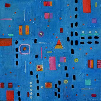 Geometric shapes by Ethel Vrana