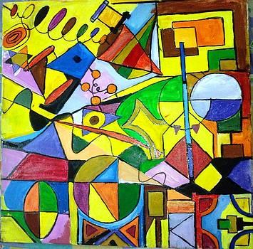 Geometrical .... by Sonali Singh