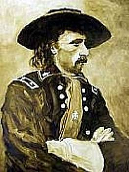 George Armstrong Custer by Kevin Heaney