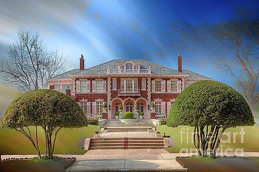 Larry Braun - George C Greer House