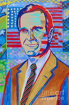 George H. W. Bush by Gray