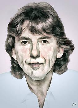 George Harrison 01 by Sergey Lukashin