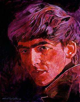 David Lloyd Glover - George Harrison