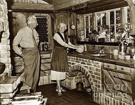 California Views Mr Pat Hathaway Archives - George  Joseph and Catherine Comstock Seideneck  Circa 1960