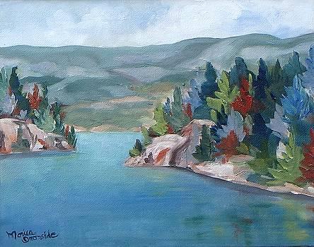 George Lake, Killarney  by Monica Ironside