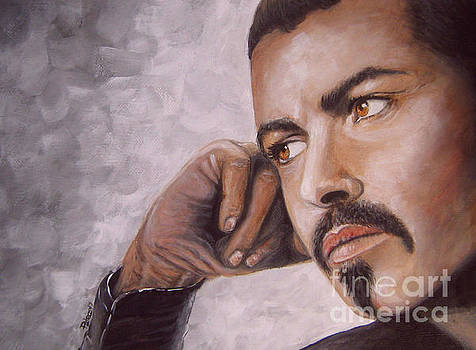 George Michael by Patrice Torrillo