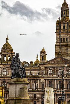Sophie McAulay - George Square Glasgow