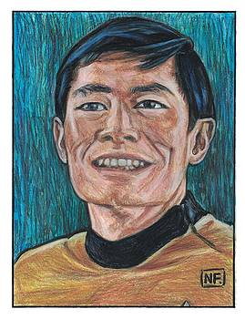 George Takei Is Sulu by Neil Feigeles