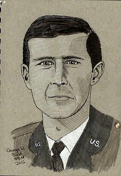 George W. Bush by Frank Middleton