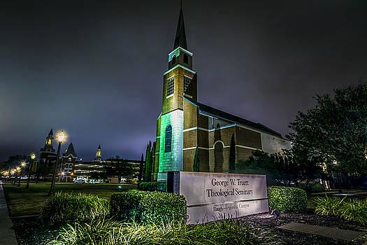 George W Truett Seminary at Baylor University by David Morefield