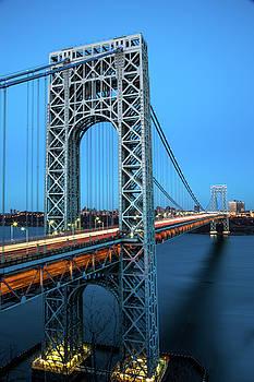 George Washingto Bridge by John Dryzga