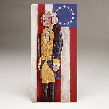 George Washington and the 13 Stars by James Neill