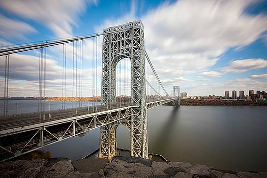 George Washington Bridge by Greg Gard