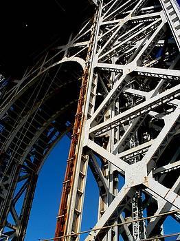 George Washington Bridge by Katie Victoria