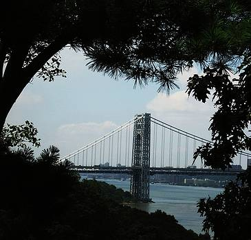 George Washington Bridge by Maria Scarfone