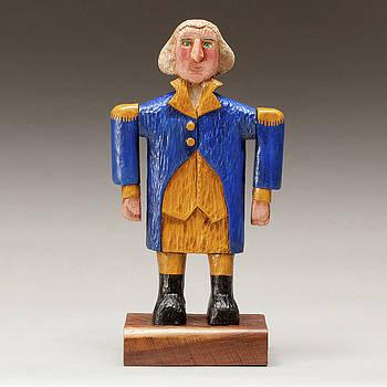 George Washington by James Neill