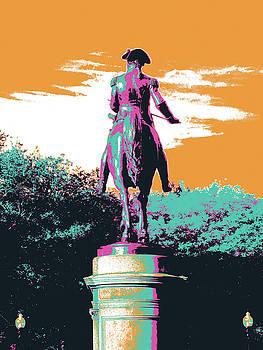 George Washington Statue by Shay Culligan