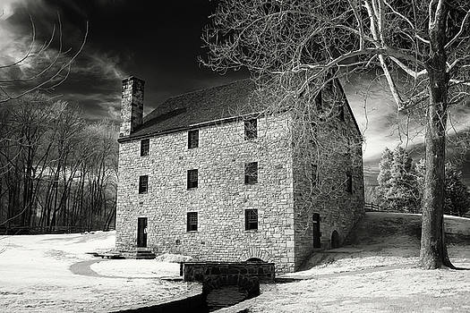 George Washingtons Gristmill by Paul Seymour