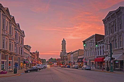 Georgetown Kentucky by Ulrich Burkhalter