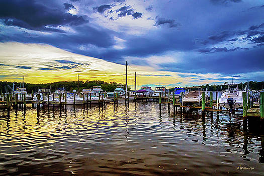 Georgetown Yacht Basin by Brian Wallace