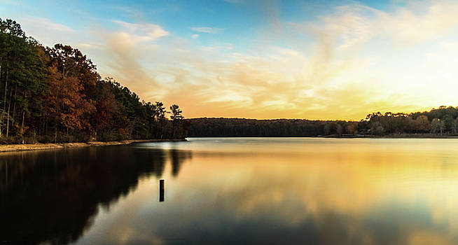 Georgia Sunset by Mike Dunn