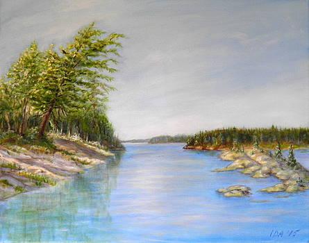 Georgian Bay 2 by Ida Eriksen