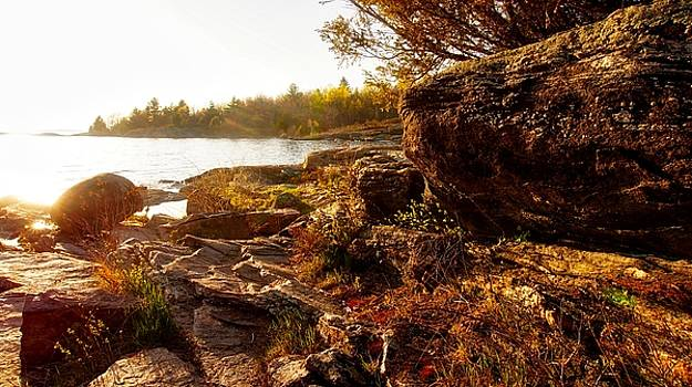 Georgian Bay Sunset by Bryan Smith