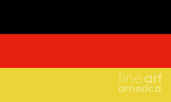 German Flag by Bruce Stanfield