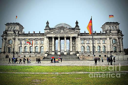 Jost Houk - German Reichstag