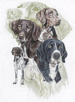 Barbara Keith - German Shorted-Haired Pointer Revamp