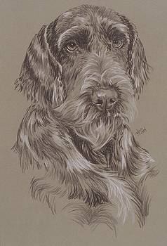 Barbara Keith - German Wire-Haired Pointer