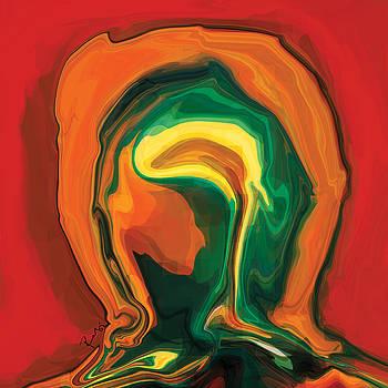 Germination 1 by Rabi Khan