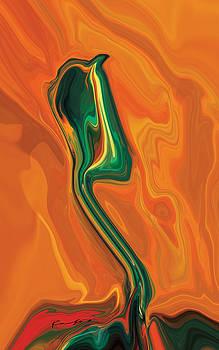 Germination 2 by Rabi Khan