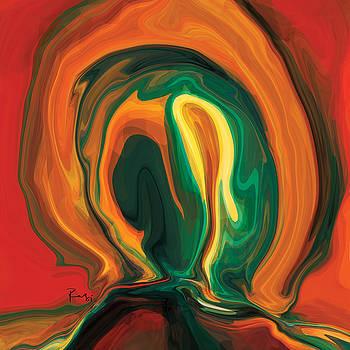 Germination by Rabi Khan