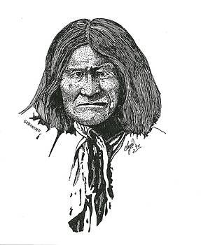 Geronimo by Clayton Cannaday